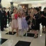 久々の結婚式